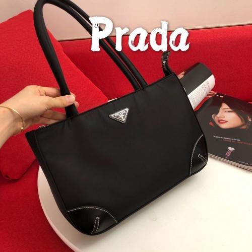Prada AAA Quality Handbags For Women #813115