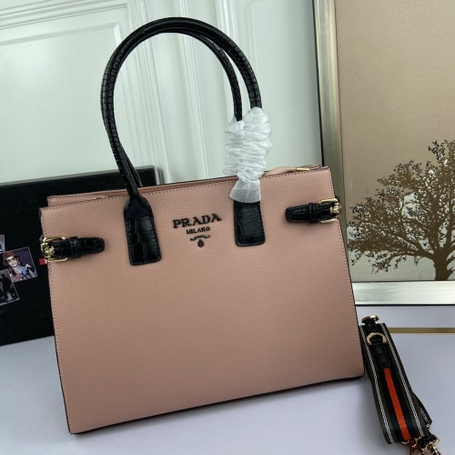 Prada AAA Quality Messeger Bags For Women #813141