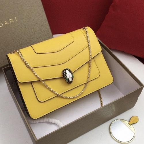 Bvlgari AAA Messenger Bags For Women #813184