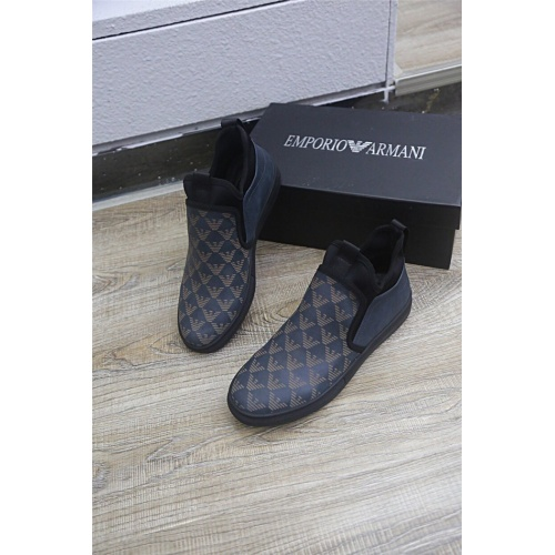 Armani Casual Shoes For Men #813290