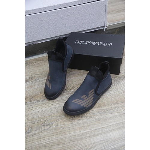 Armani Casual Shoes For Men #813292