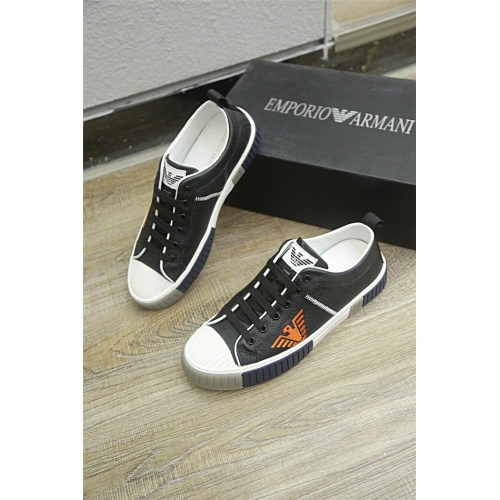 Armani Casual Shoes For Men #813295