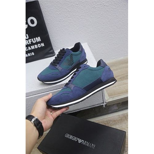 Armani Casual Shoes For Men #813317