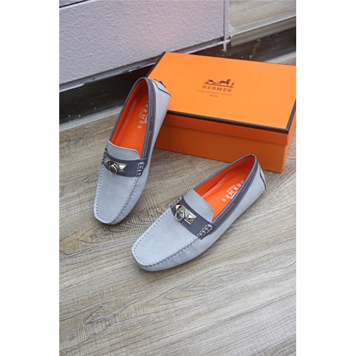 Hermes Casual Shoes For Men #813325