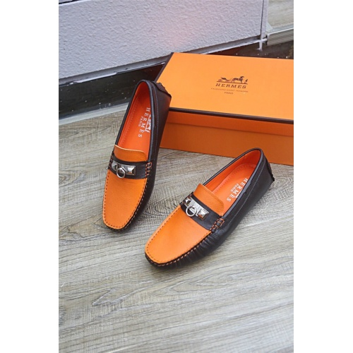 Hermes Casual Shoes For Men #813327
