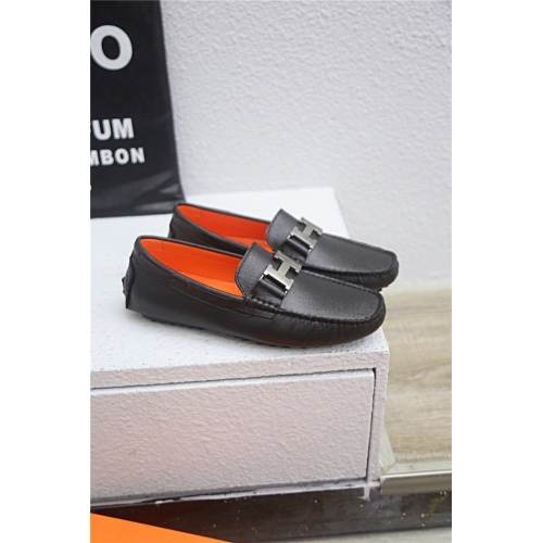 Hermes Casual Shoes For Men #813328 $76.00 USD, Wholesale Replica Hermes Casual Shoes