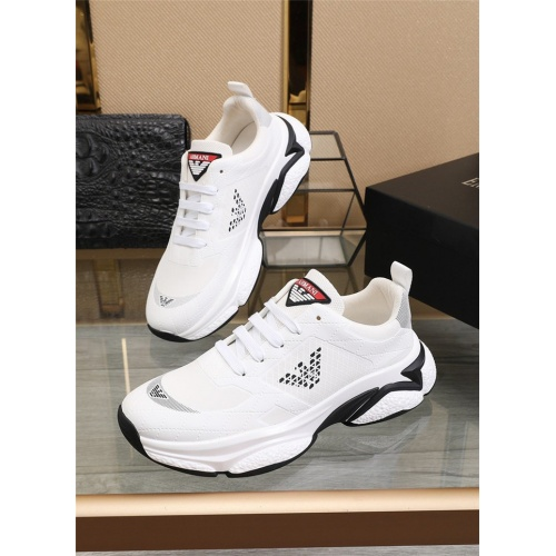 Armani Casual Shoes For Men #813335