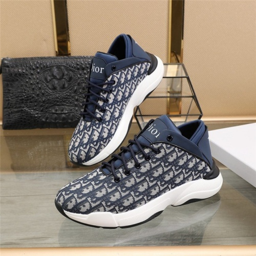 Christian Dior Casual Shoes For Men #813338
