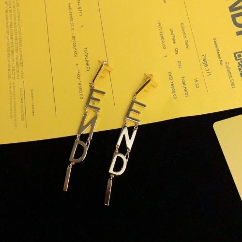 Fendi Earrings #813378