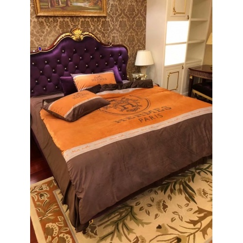 Replica Hermes Bedding #813413 $82.00 USD for Wholesale