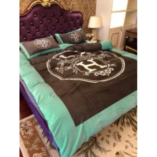 Replica Hermes Bedding #813418 $82.00 USD for Wholesale