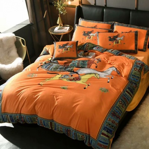Replica Hermes Bedding #813498 $100.00 USD for Wholesale