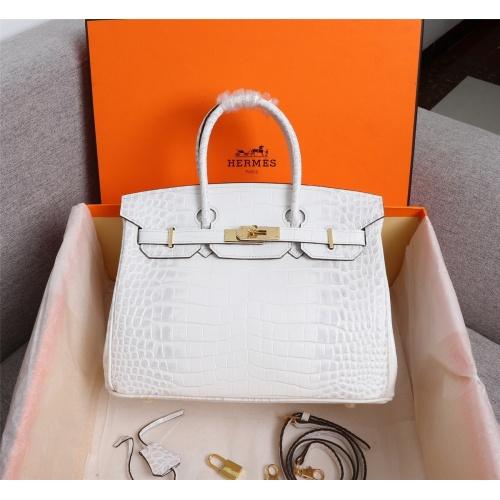 Hermes AAA Quality Handbags For Women #813600