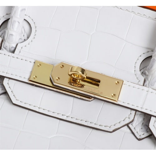 Replica Hermes AAA Quality Handbags For Women #813600 $135.00 USD for Wholesale