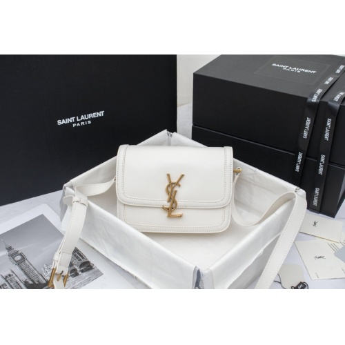 Yves Saint Laurent YSL AAA Quality Messenger Bags For Women #813613 $102.00, Wholesale Replica Yves Saint Laurent YSL AAA Messenger Bags