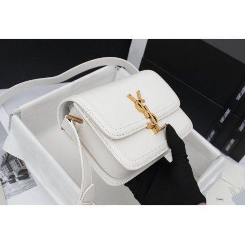 Replica Yves Saint Laurent YSL AAA Quality Messenger Bags For Women #813613 $102.00 USD for Wholesale