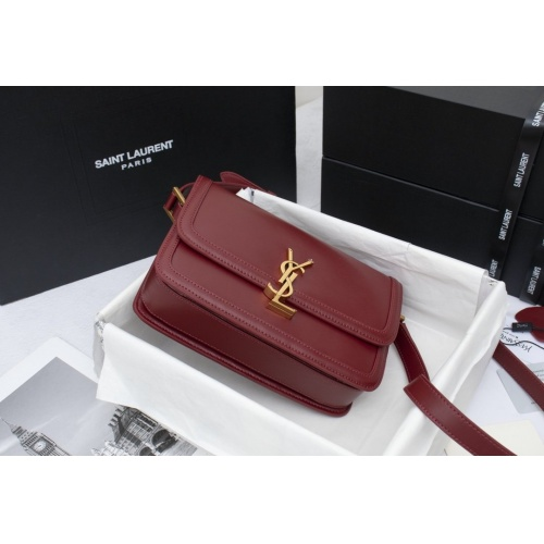 Replica Yves Saint Laurent YSL AAA Quality Messenger Bags For Women #813618 $103.00 USD for Wholesale