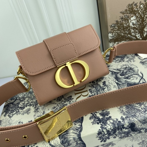 Christian Dior AAA Quality Messenger Bags For Women #813623 $85.00 USD, Wholesale Replica Christian Dior AAA Quality Messenger Bags