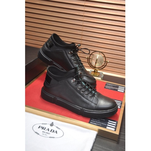 Prada Casual Shoes For Men #813652