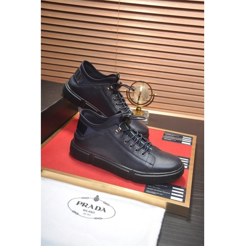 Prada Casual Shoes For Men #813653