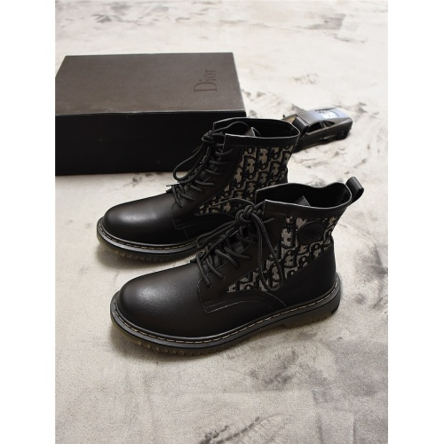 Christian Dior Boots For Men #813709