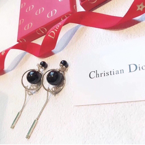 Christian Dior Earrings #813727 $32.00 USD, Wholesale Replica Christian Dior Earrings