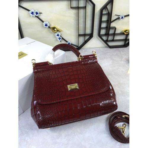 Dolce & Gabbana D&G AAA Quality Messenger Bags For Women #813733