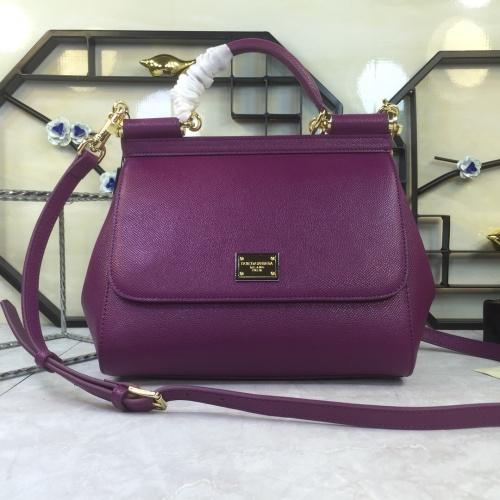 Dolce & Gabbana D&G AAA Quality Messenger Bags For Women #813736