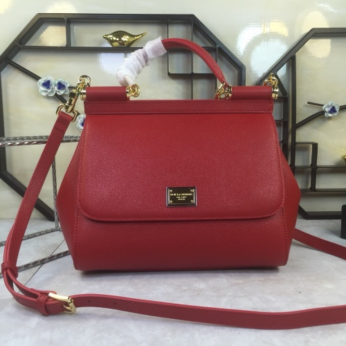 Dolce & Gabbana D&G AAA Quality Messenger Bags For Women #813738