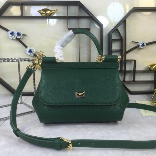 Dolce & Gabbana D&G AAA Quality Messenger Bags For Women #813751