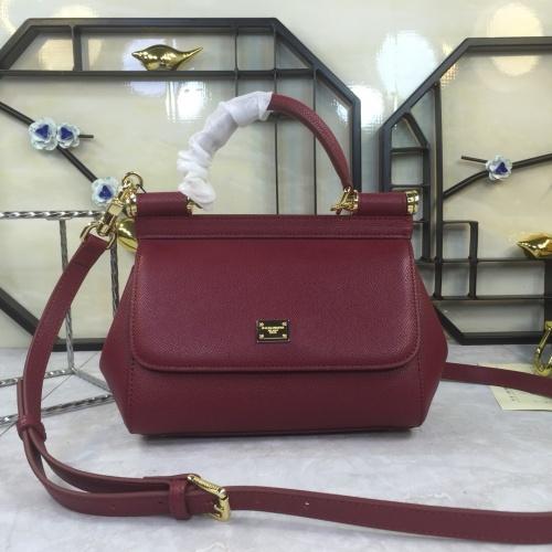 Dolce & Gabbana D&G AAA Quality Messenger Bags For Women #813752