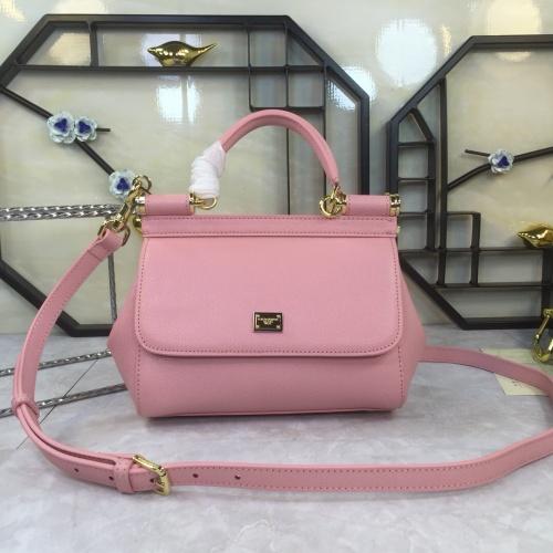 Dolce & Gabbana D&G AAA Quality Messenger Bags For Women #813759