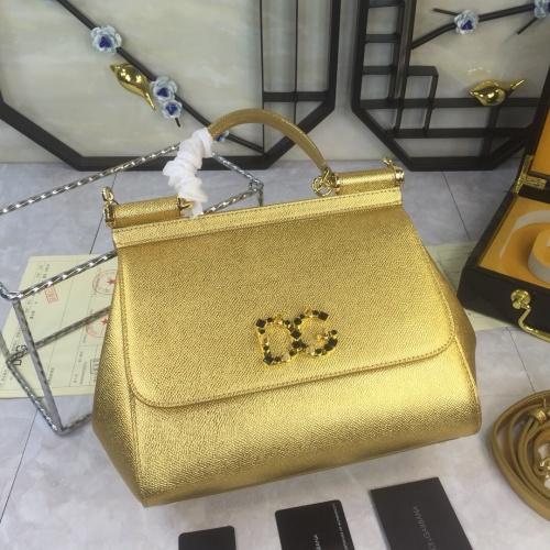 Dolce & Gabbana D&G AAA Quality Messenger Bags For Women #813775