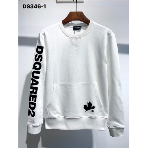 Dsquared Hoodies Long Sleeved O-Neck For Men #813778