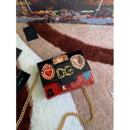 Dolce & Gabbana D&G AAA Quality Messenger Bags For Women #813780