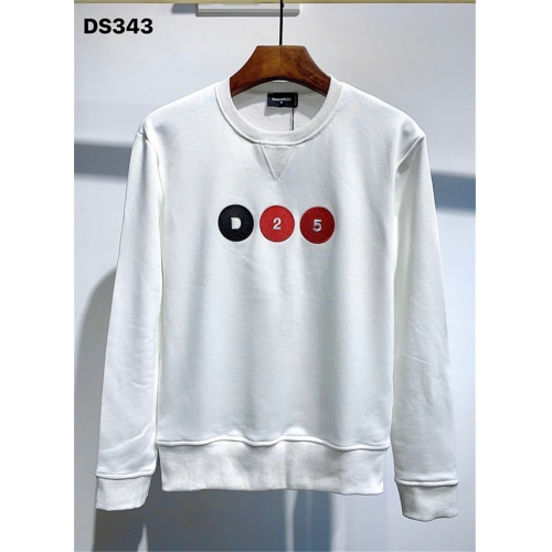 Dsquared Hoodies Long Sleeved O-Neck For Men #813781 $41.00 USD, Wholesale Replica Dsquared Hoodies