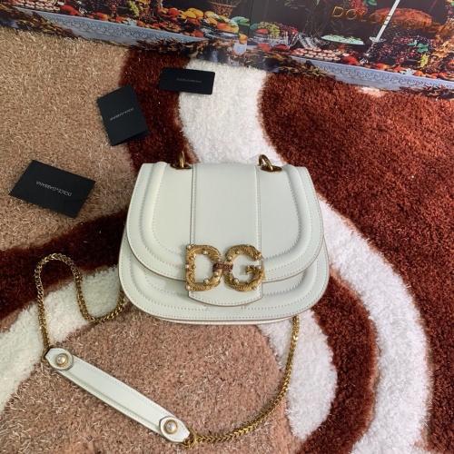 Dolce & Gabbana D&G AAA Quality Messenger Bags For Women #813784