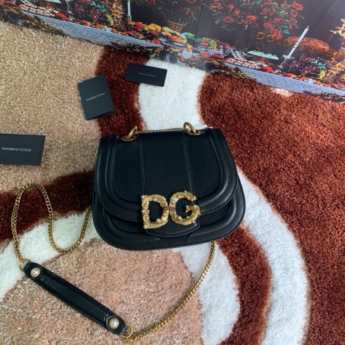 Dolce & Gabbana D&G AAA Quality Messenger Bags For Women #813785
