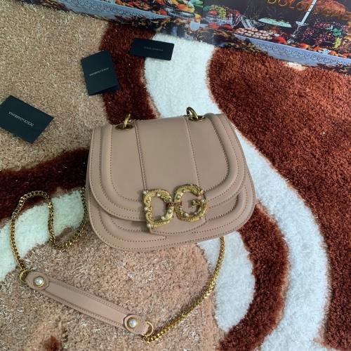 Dolce & Gabbana D&G AAA Quality Messenger Bags For Women #813786