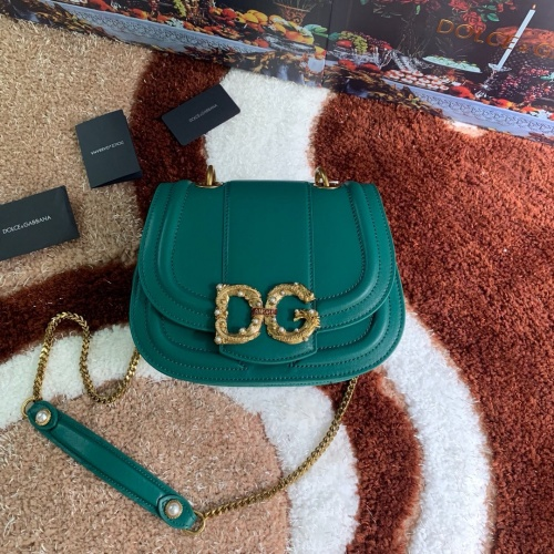 Dolce & Gabbana D&G AAA Quality Messenger Bags For Women #813788