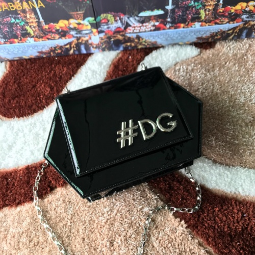 Dolce & Gabbana D&G AAA Quality Messenger Bags For Women #813811