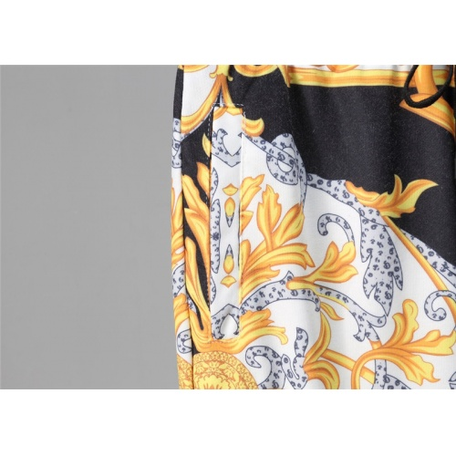Replica Versace Tracksuits Long Sleeved Zipper For Men #813812 $88.00 USD for Wholesale