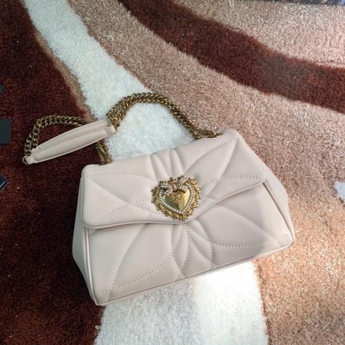 Dolce & Gabbana D&G AAA Quality Messenger Bags For Women #813813