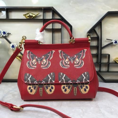 Dolce & Gabbana D&G AAA Quality Messenger Bags For Women #813828