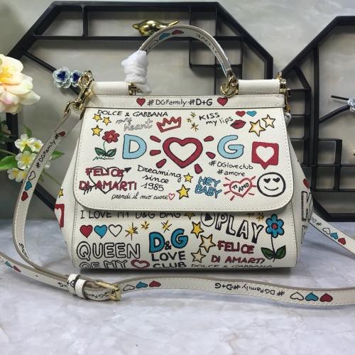 Dolce & Gabbana D&G AAA Quality Messenger Bags For Women #813835