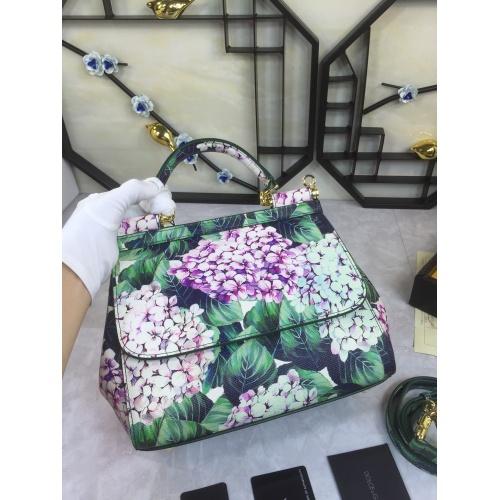 Dolce & Gabbana D&G AAA Quality Messenger Bags For Women #813836