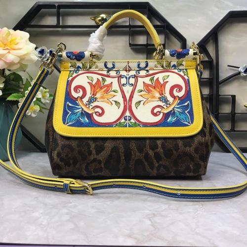 Dolce & Gabbana D&G AAA Quality Messenger Bags For Women #813840
