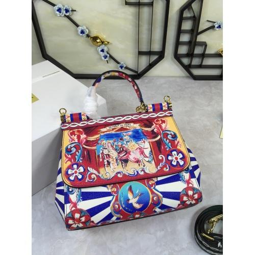 Dolce & Gabbana D&G AAA Quality Messenger Bags For Women #813844