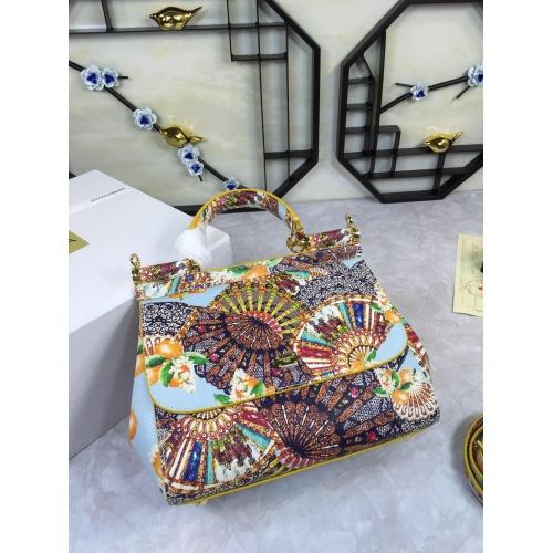 Dolce & Gabbana D&G AAA Quality Messenger Bags For Women #813845