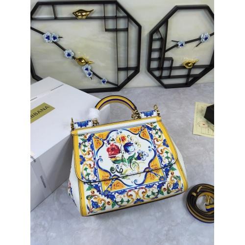 Dolce & Gabbana D&G AAA Quality Messenger Bags For Women #813846